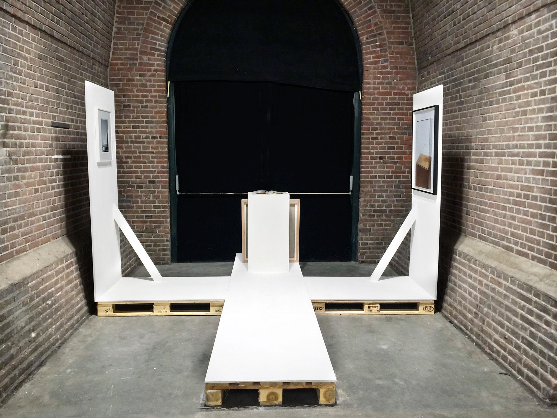 UNSEEN, Installation 2014