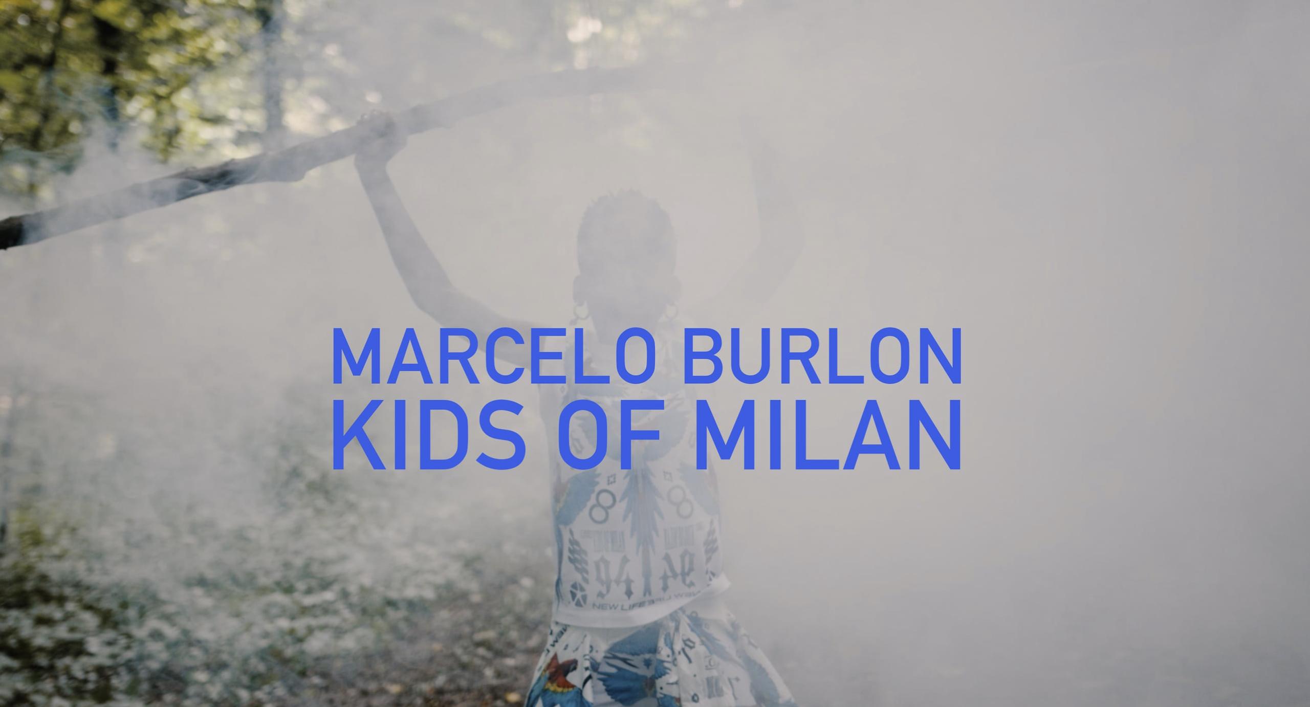 Alexander Basile for Marcelo Burlon