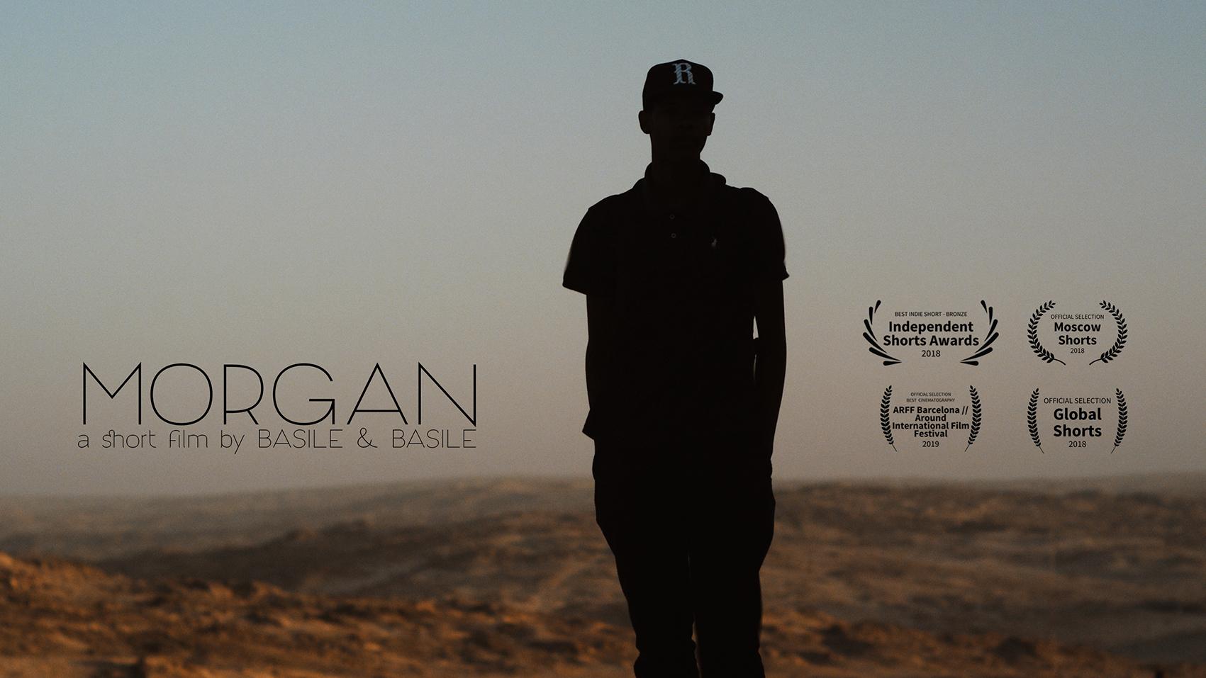 MORGAN a short film by Basile & Basile, Cinematography by Alexander Basile