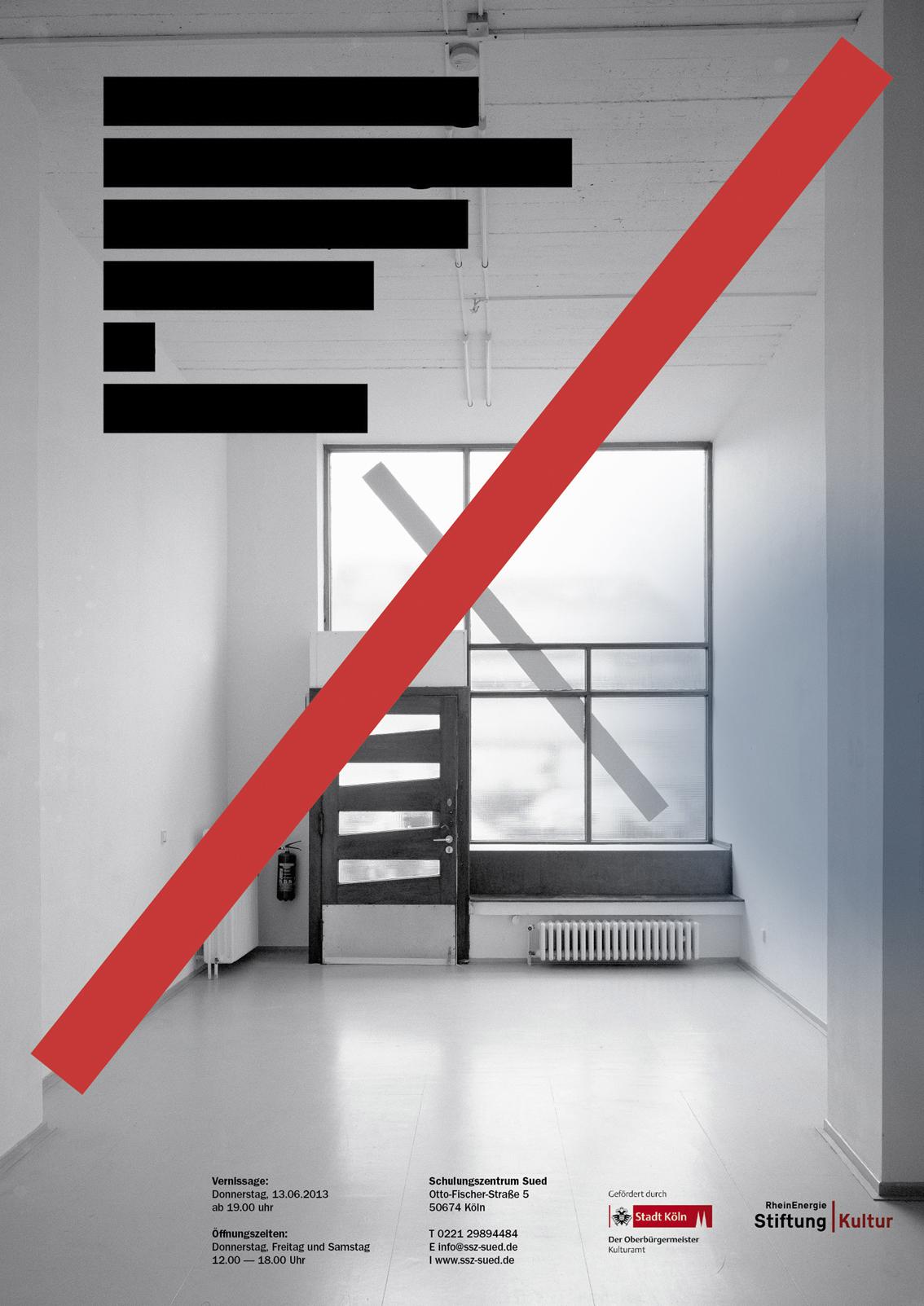 SSZ SUED Poster Rheinverlag